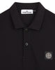 22R39 Polo Shirt in Black