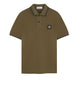 22S18 Polo Shirt in Olive