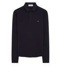 21617 Polo Shirt in Navy Blue