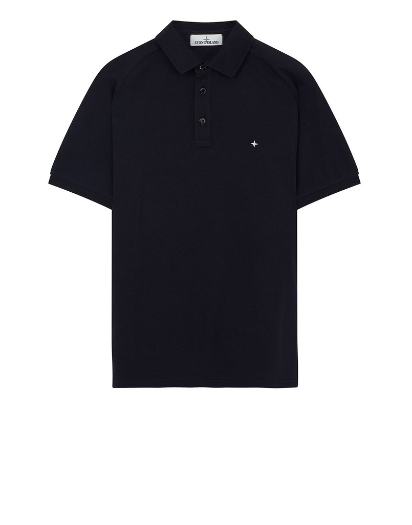 22317 Polo Shirt in Navy Blue