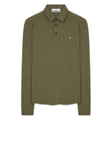 21617 Polo Shirt in Olive