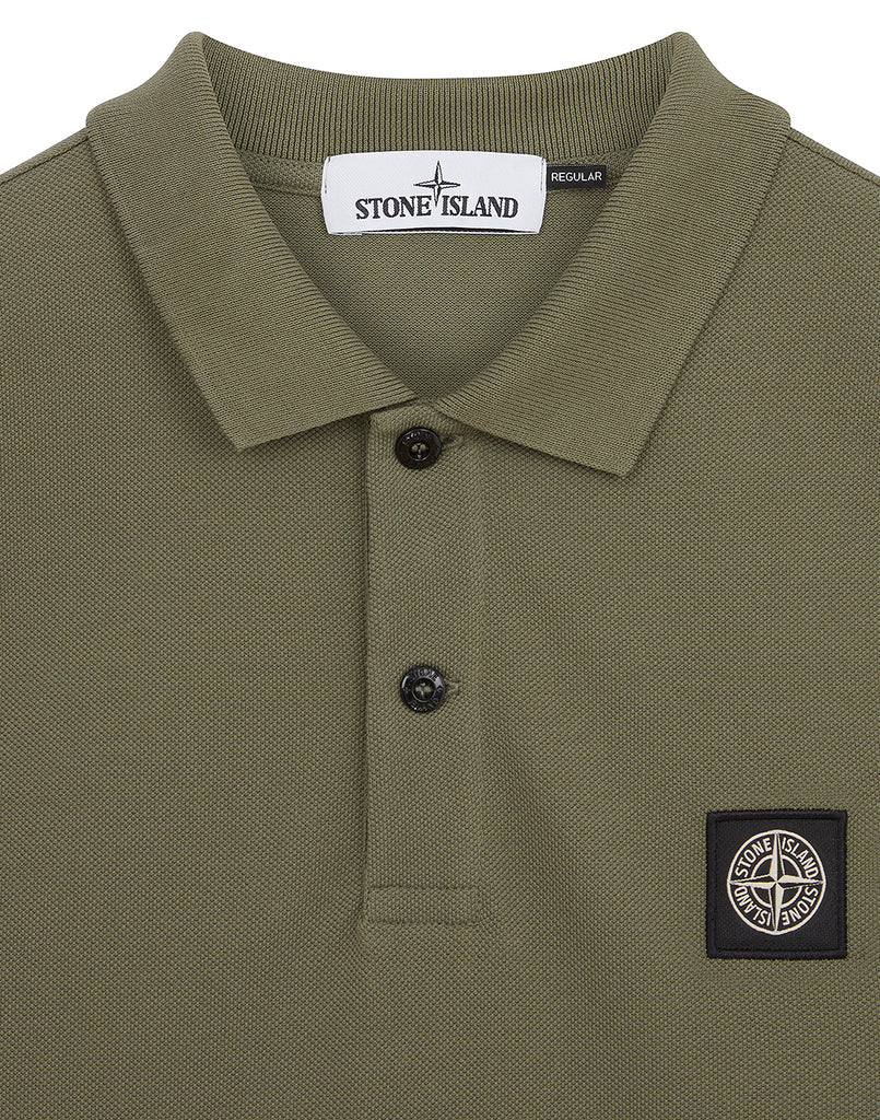 22R39 Polo Shirt in Olive