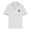22S18 Polo Shirt in Sky Blue