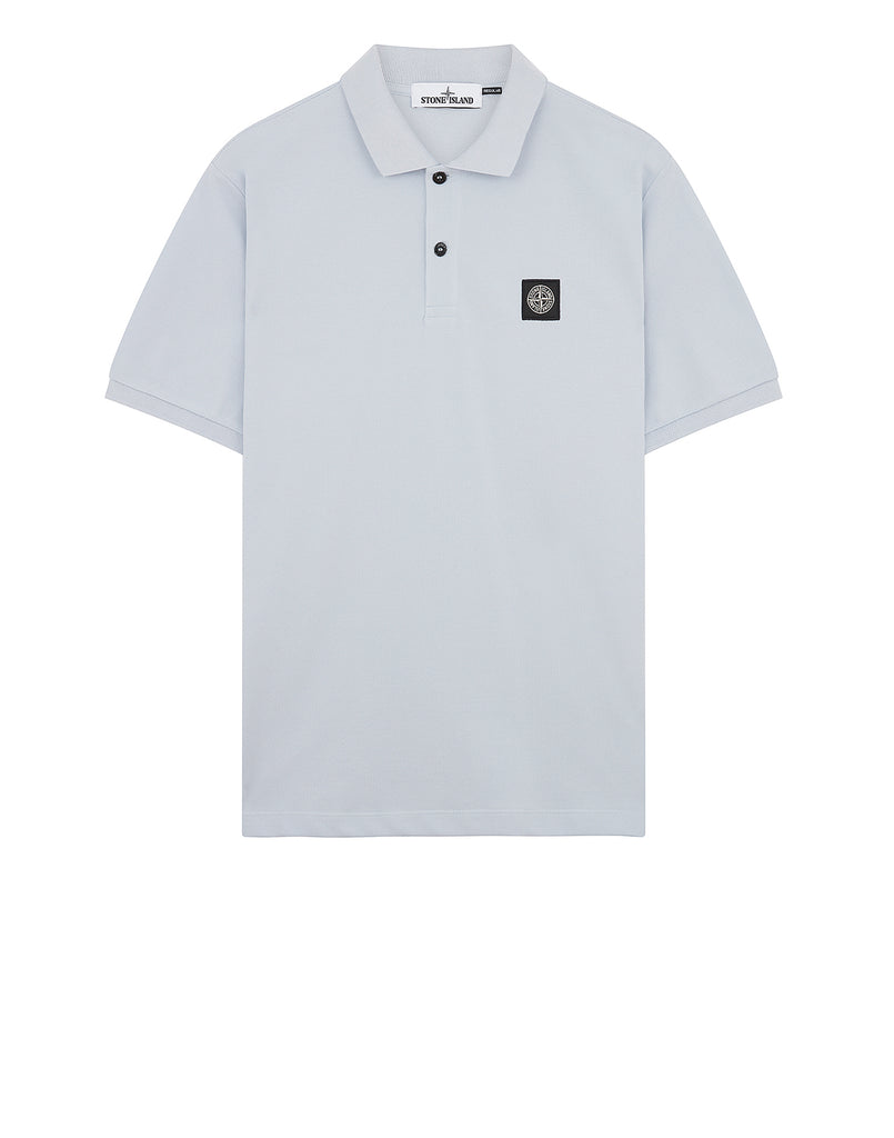 22R39 Polo Shirt in Sky Blue