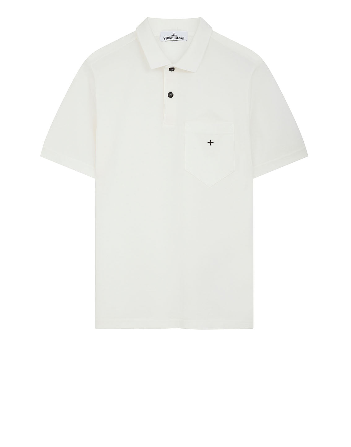 21212 Polo Shirt in Natural