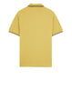 22S18 Polo Shirt in Mustard