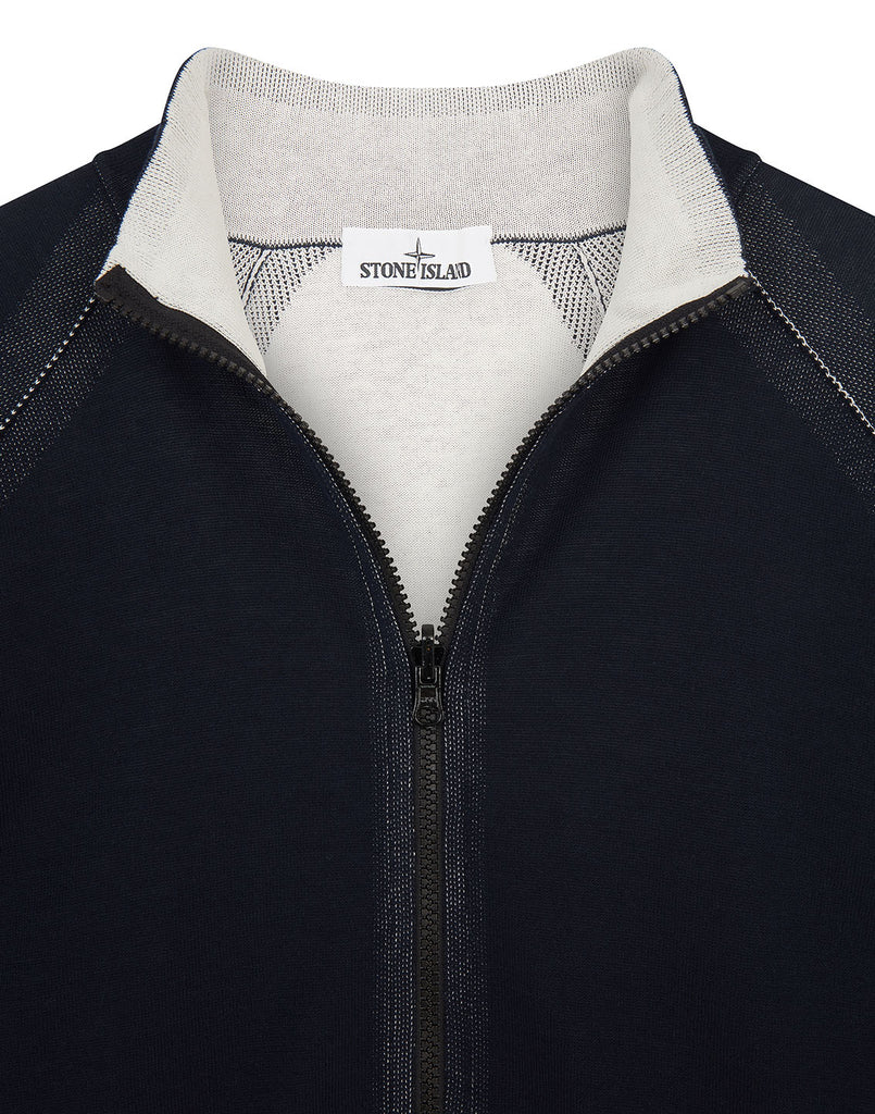 520B5 Reversible Sweater in Navy Blue