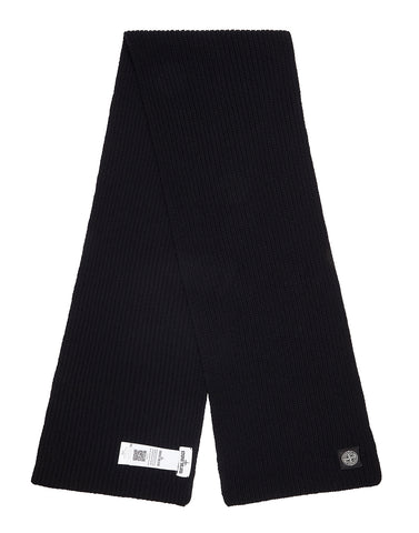 N15B5 Scarf in Black