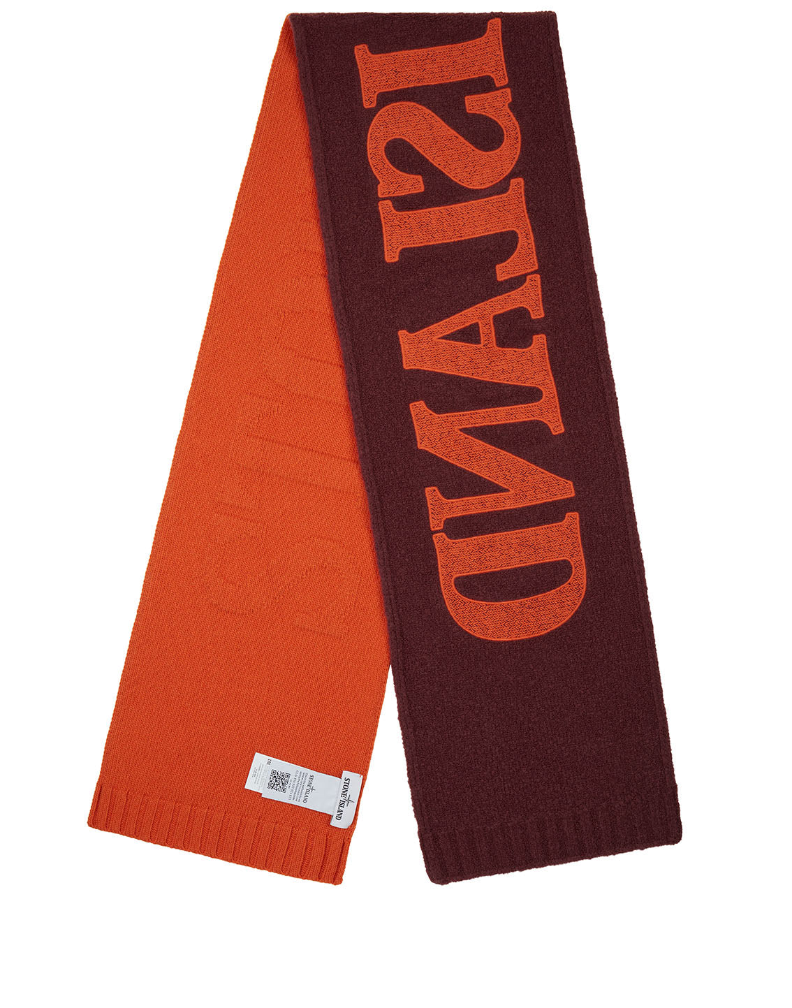 N09D3 Scarf in Orange