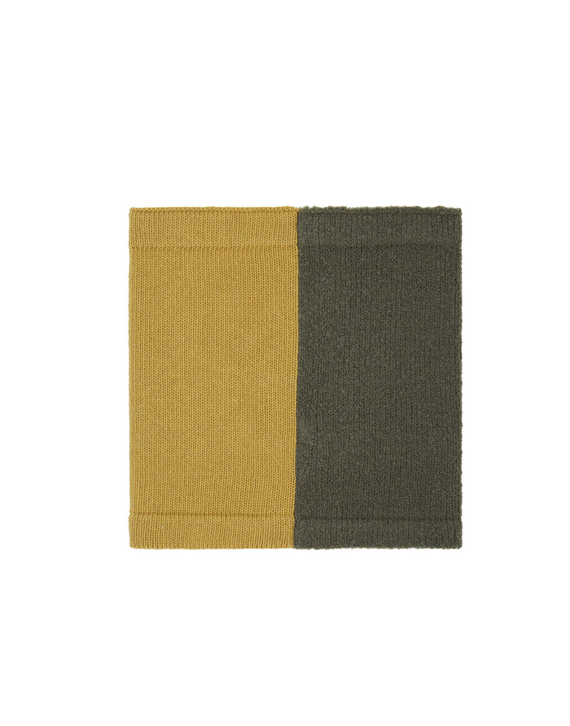 N08D3 Neck Warmer in Mustard