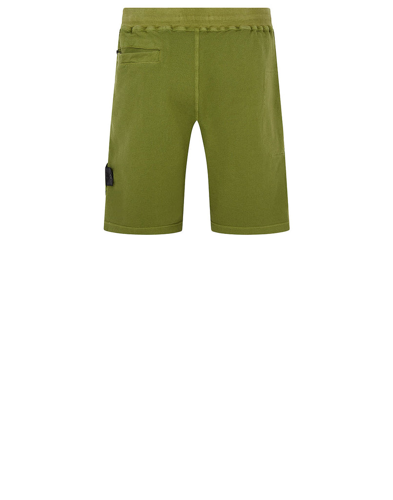 60307 COMPACT SHORTS in Olive