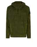 40301 ARTICULATED ANORAK in Olive