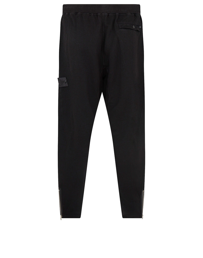 30407 COMPACT SWEATPANTS in Black