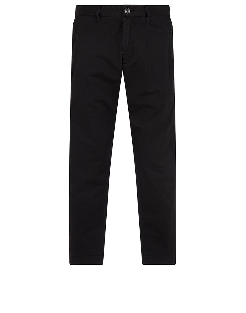 30509 CHINO TROUSERS in Black