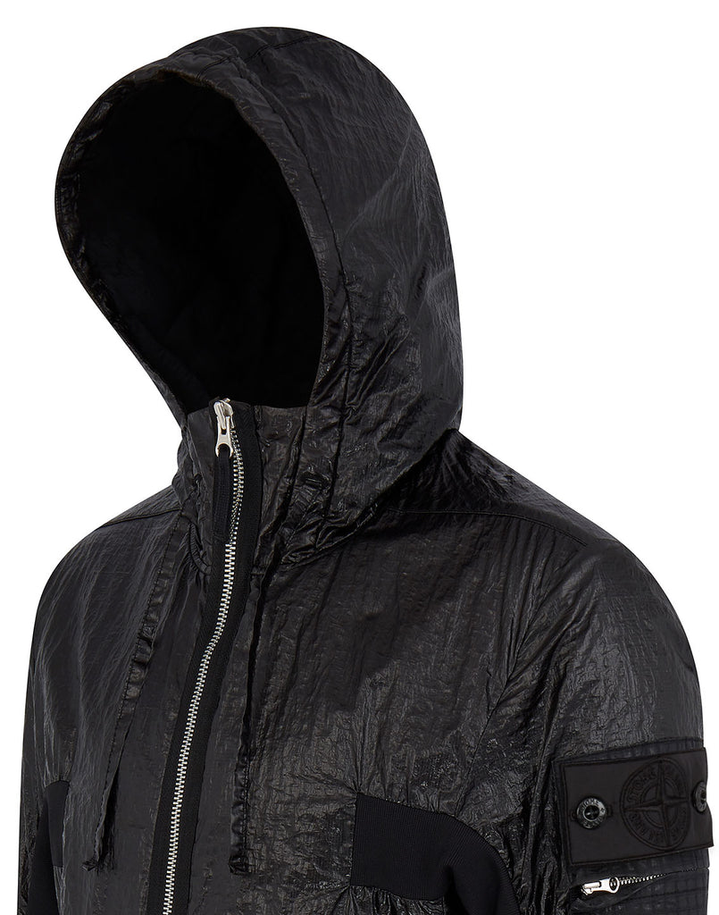 40203 CONTOUR PARKA in Black