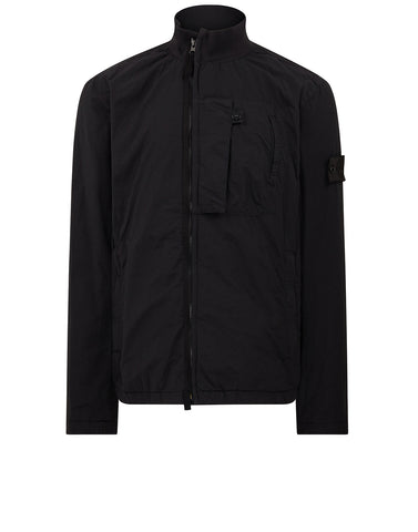 40703 NASLAN LIGHT TRACK JACKET in Black