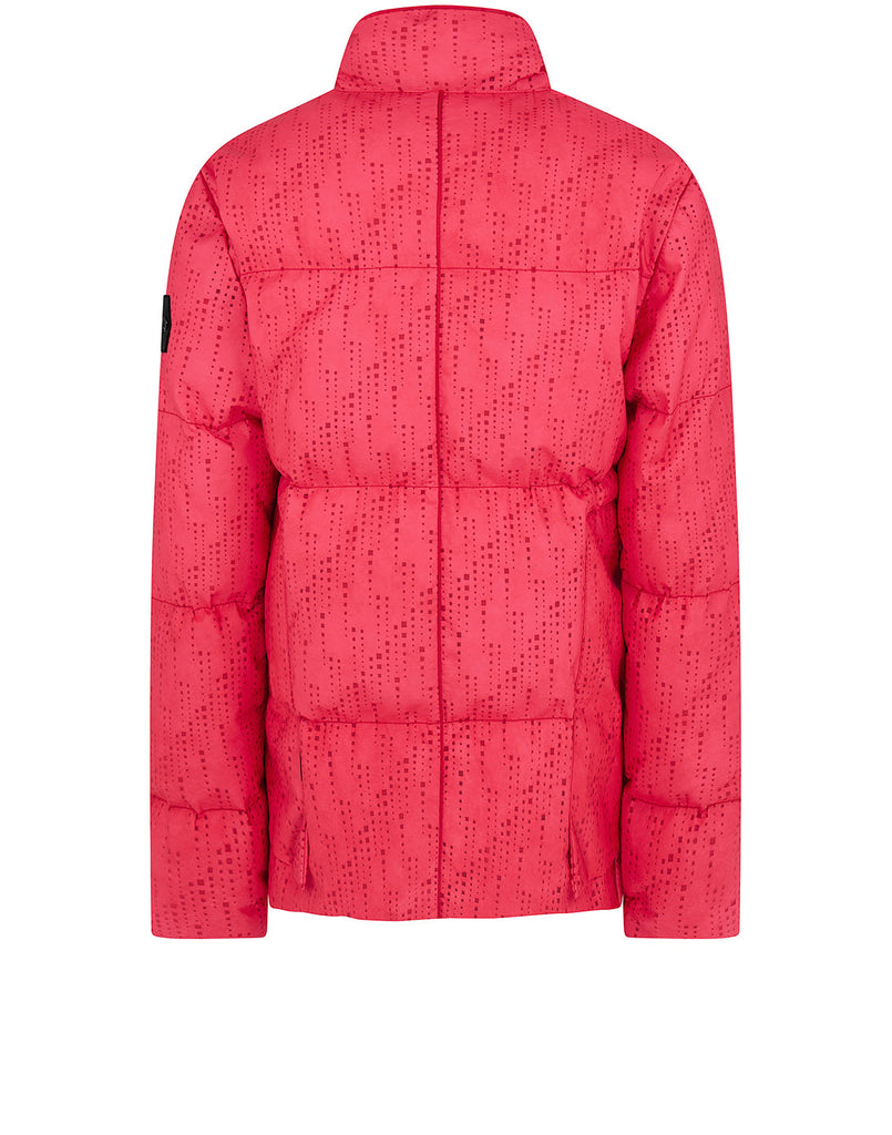 40504 DOWN JACKET in Red