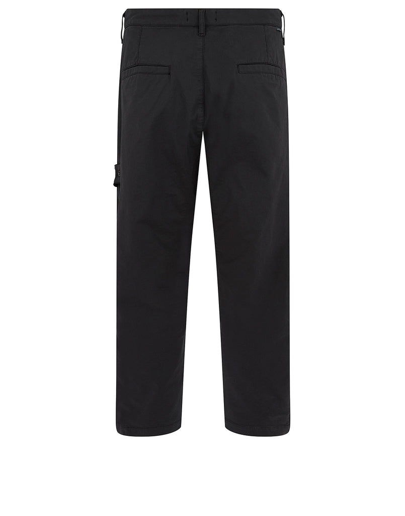 30408 Wide Trousers in Black
