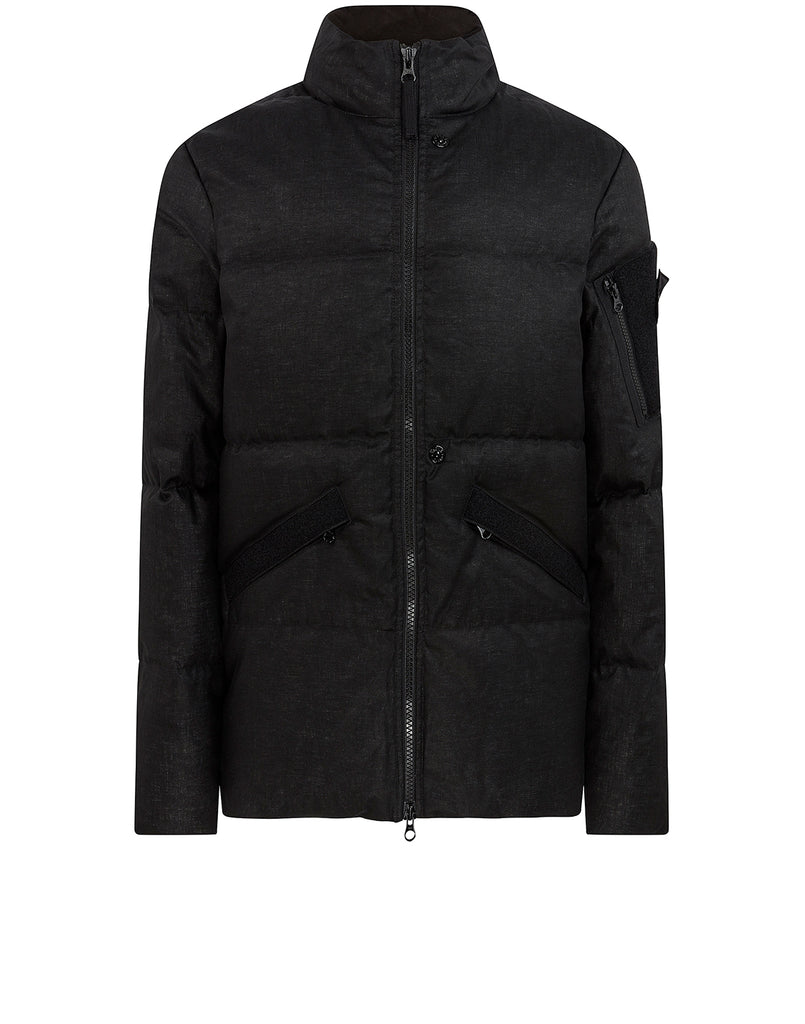 407B3 DOWN JACKET in Black
