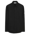 12501 Long Sleeve Shirt in Black
