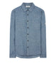 12507 Long Sleeve Shirt in Chambray