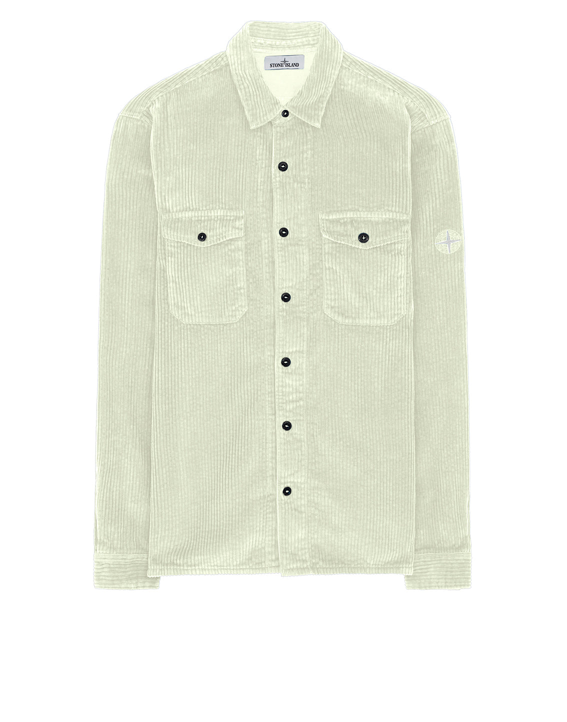 12111 Long Sleeve Shirt in Butter