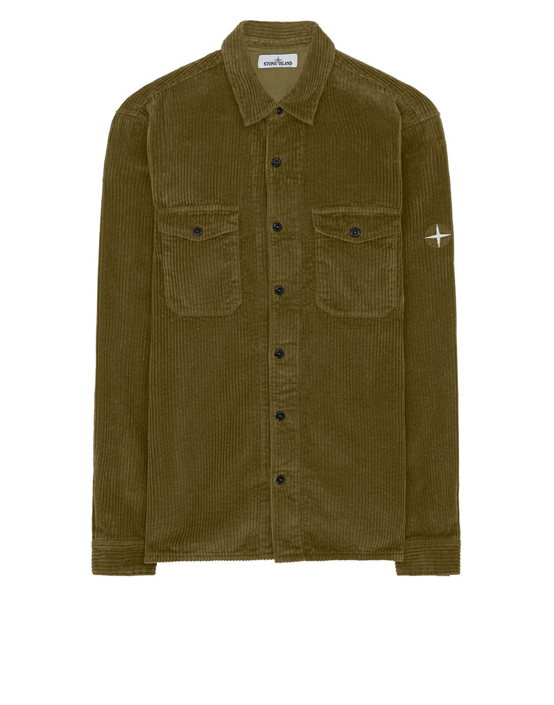 12111 Long Sleeve Shirt in Tobacco