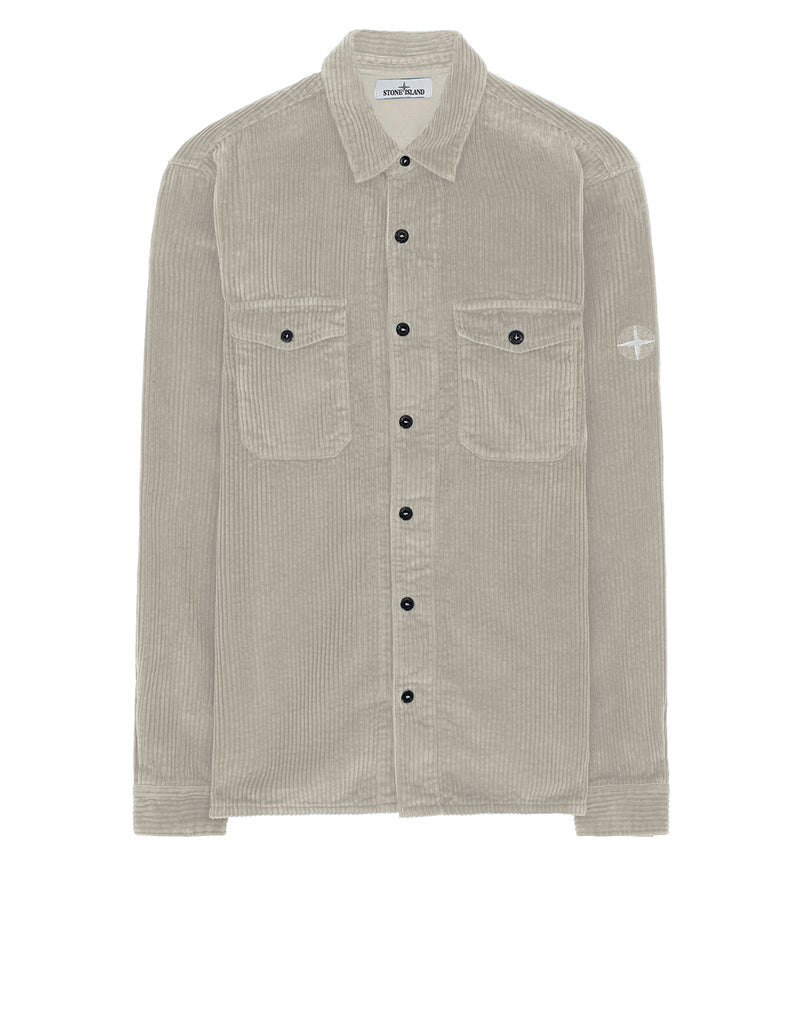 12111 Long Sleeve Shirt in Dove Grey