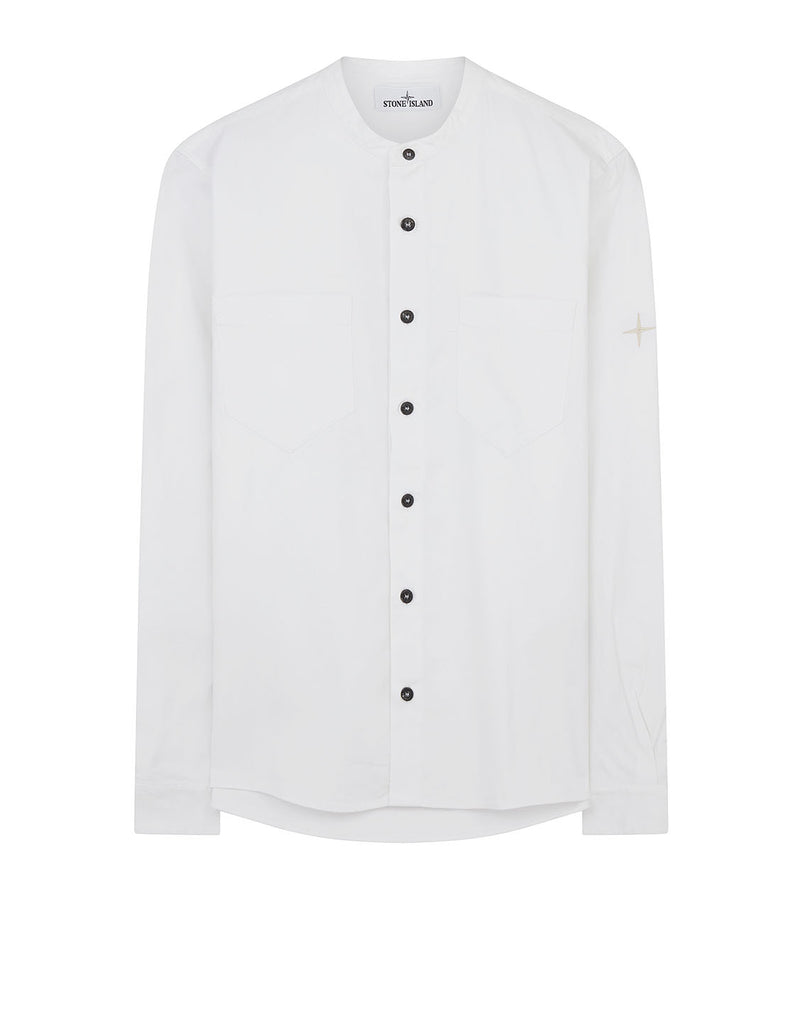 11305 Shirt in White