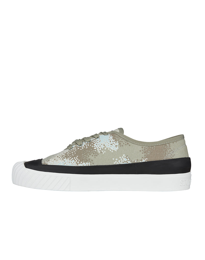 S0165 CAMO DÉVORÉ Shoe in Dove Grey
