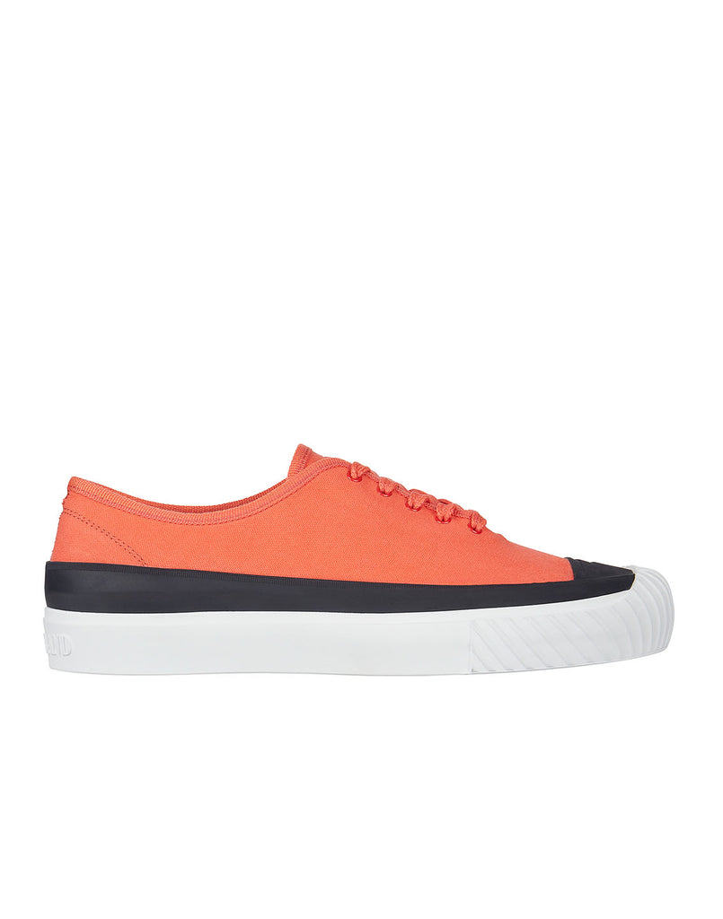 S0164 Shoe in Orange Red