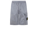 L1017 NYLON METAL RIPSTOP Shorts in Lavender