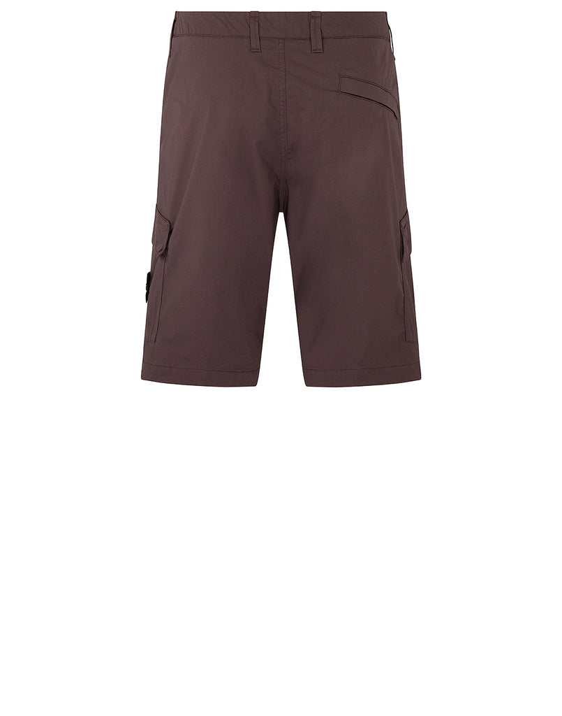 L0803 Cargo Bermuda Shorts in Blue Grey