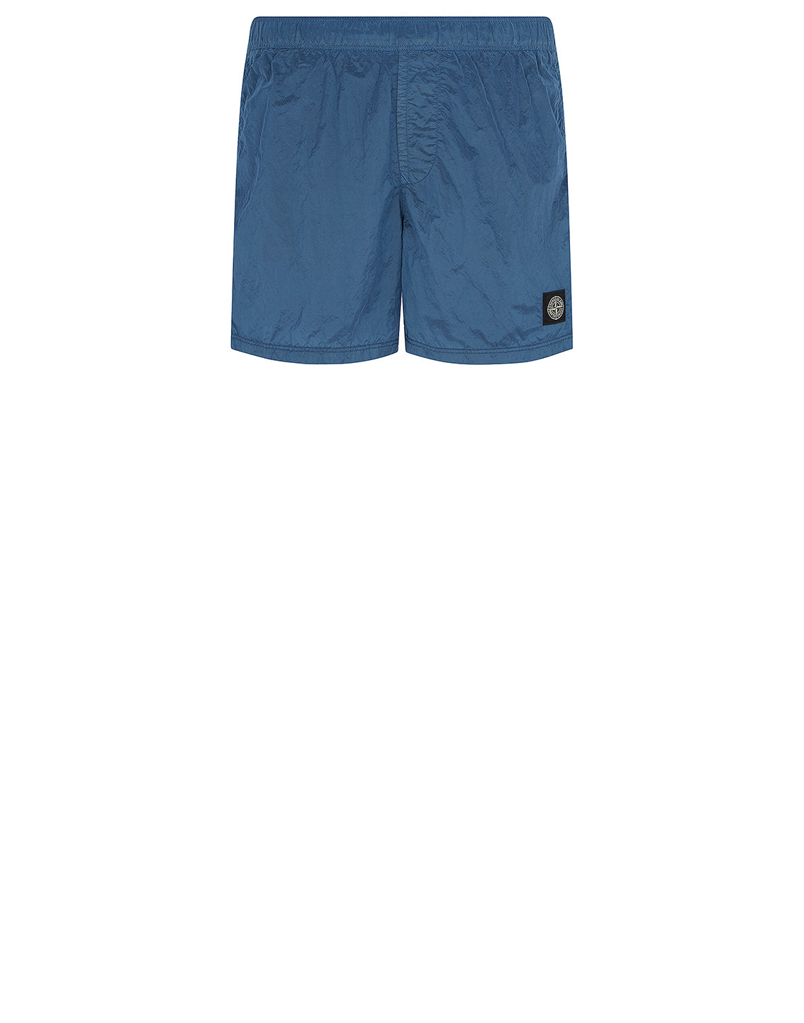 B0943 NYLON METAL Swim Shorts in Dark Blue