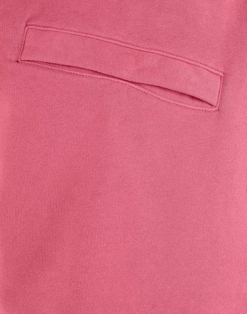64620 Fleece Shorts in Pink