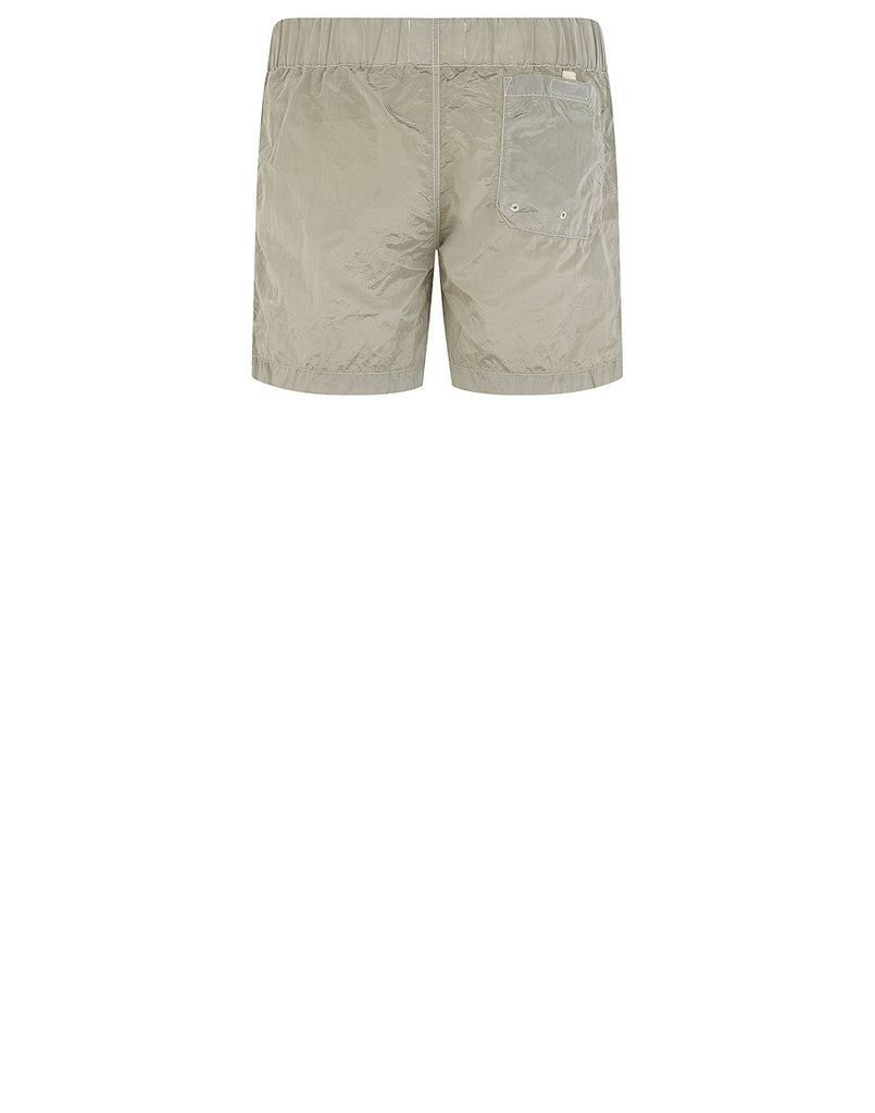 B0643 NYLON METAL Shorts in Dust