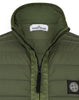 G0125 LOOM WOVEN DOWN CHAMBERS STRETCH NYLON-TC Jacket in Olive