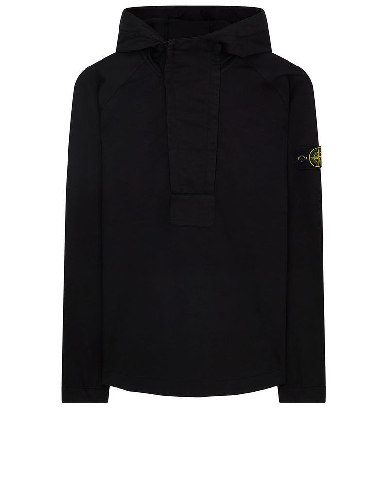 61250 Hooded Sweatshirt in Black