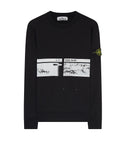 63094 'DRONE THREE' Sweatshirt in Black