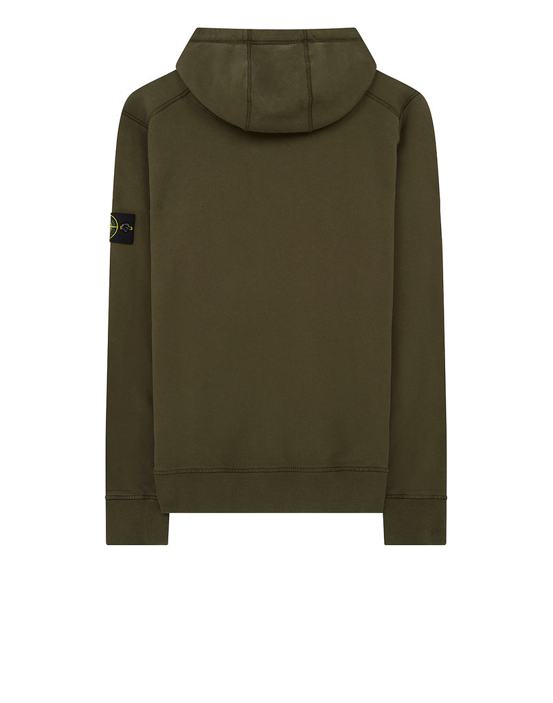 64120 Hooded Sweatshirt in Dark Forest