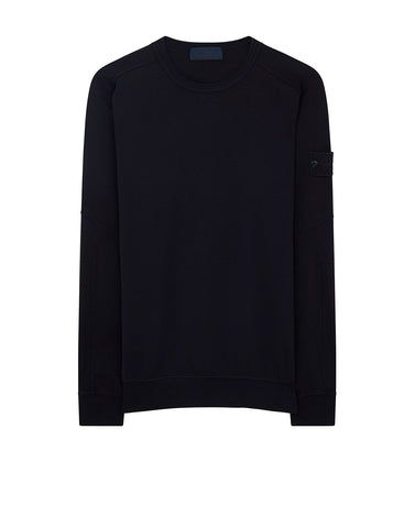 637F3 GHOST PIECE Sweatshirt in Navy Blue