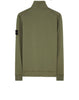 63351 Zip Sweatshirt in Olive