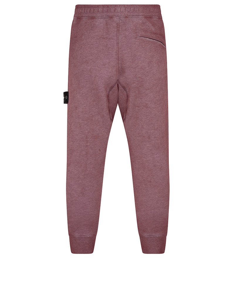 62390 DUST COLOUR TREATMENT: Pants in Fuchsia