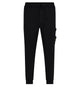 64520 Fleece Pants in Black