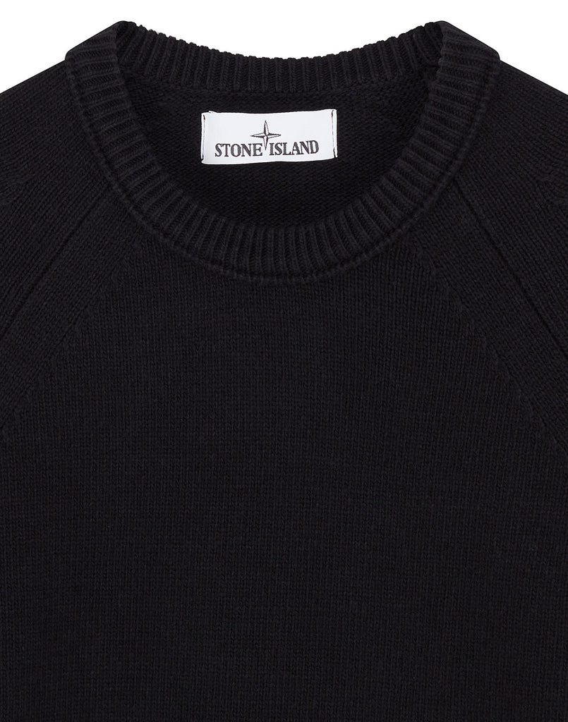 581A7 Crewneck Knit in Black