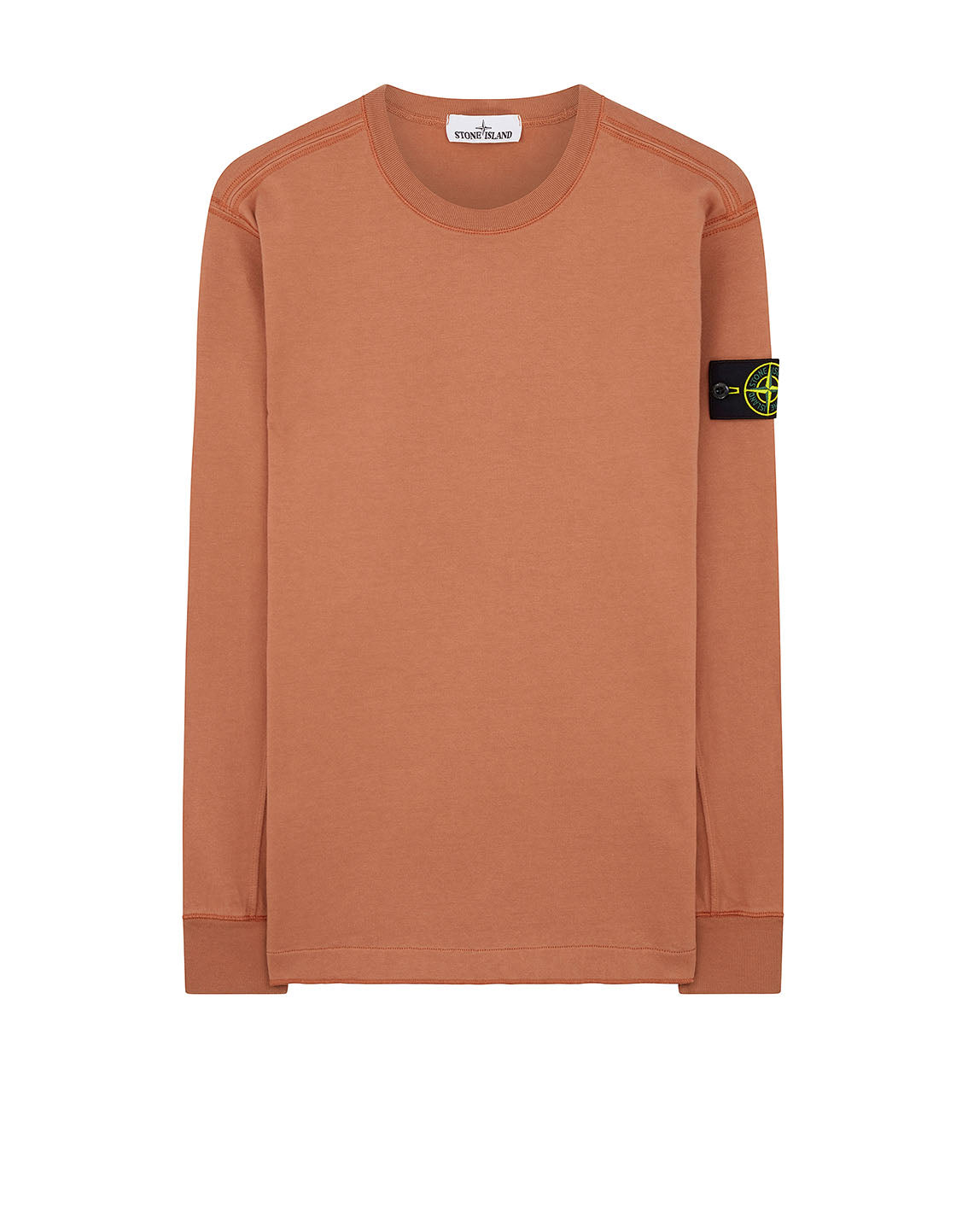 62350 Crewneck Sweatshirt in Rust