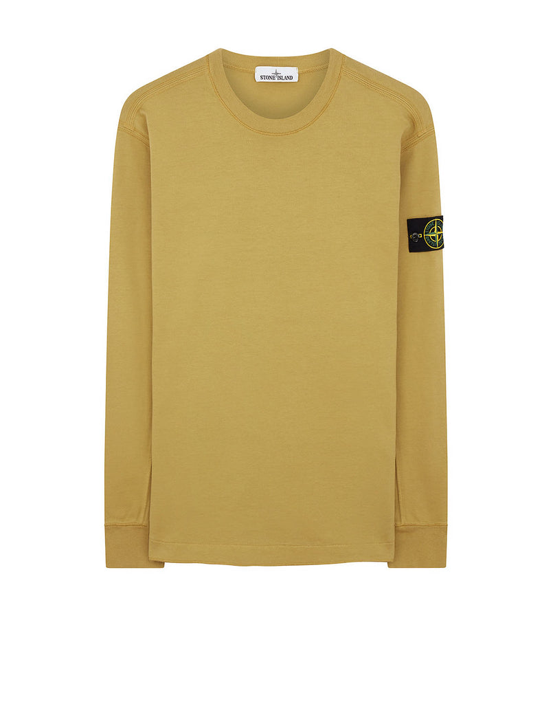 62350 Crewneck Sweatshirt in Mustard