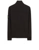 61820 Mock Neck Sweatshirt in Black