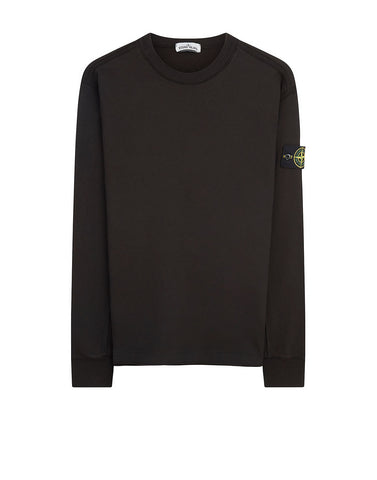 62350 Crewneck Sweatshirt in Black