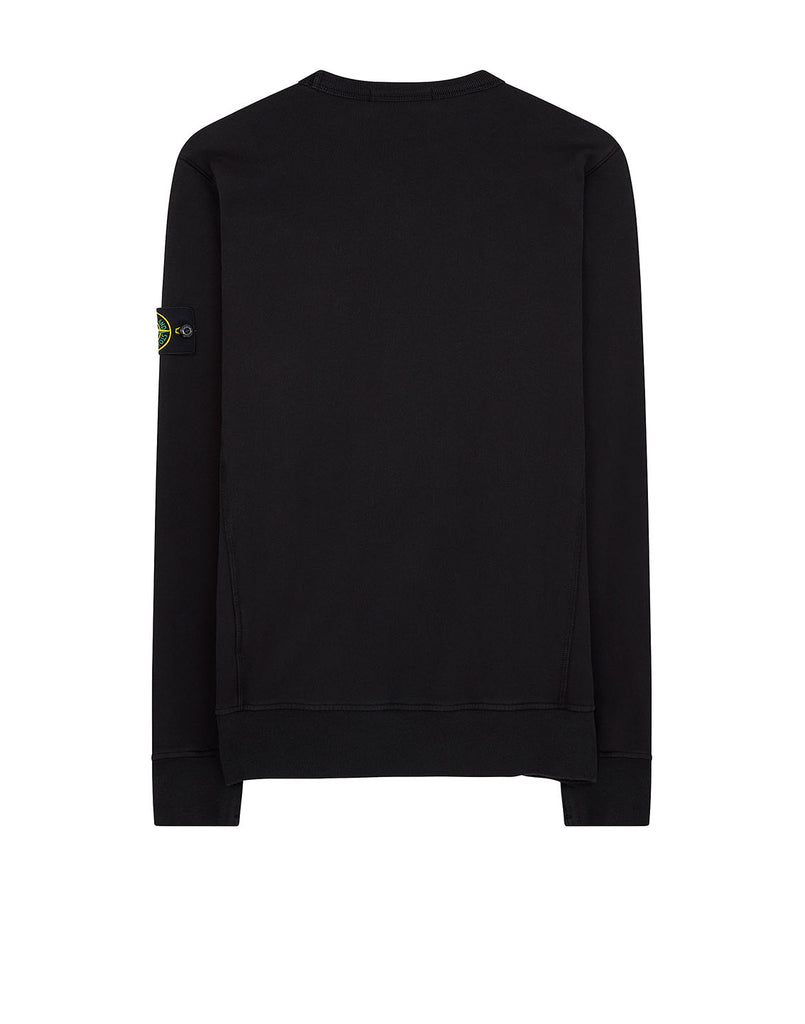63820 Crewneck Sweatshirt in Black